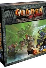 RENEGADE GAME STUDIOS CLANK IN SPACE DECK BUILDING ADVENTURE GAME