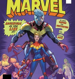 Diamond Comic Distributor CAPTAIN MARVEL #125 MORA LH VAR LEG