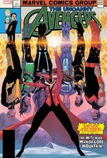 MARVEL COMICS UNCANNY AVENGERS #28 MALIN LH VAR LEG