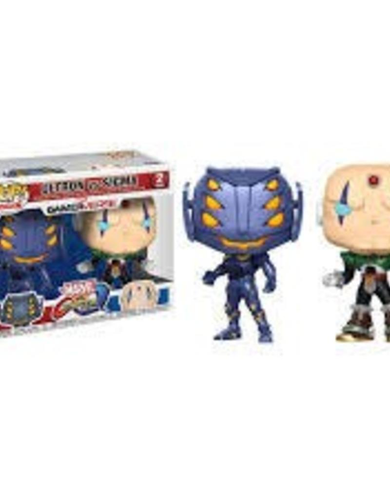 FUNKO POP MARVEL VS CAPCOM ULTRON SIGMA 2 PACK VINYL FIG