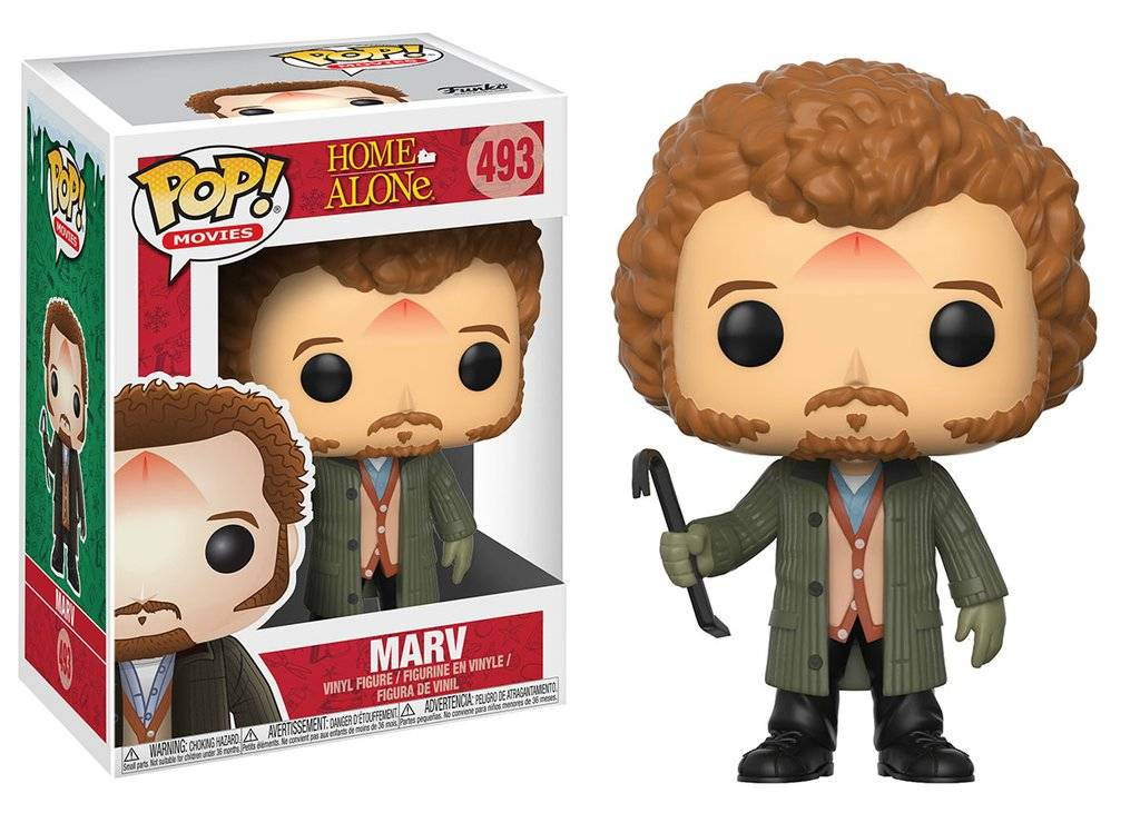 FUNKO POP HOME ALONE MARV VINYL FIG