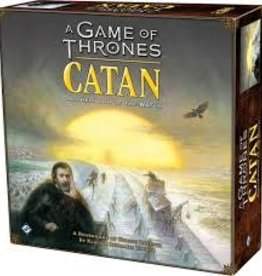 FANTASY FLIGHT GAMES GAME OF THRONES CATAN BROTHERHOOD OF THE WATCH
