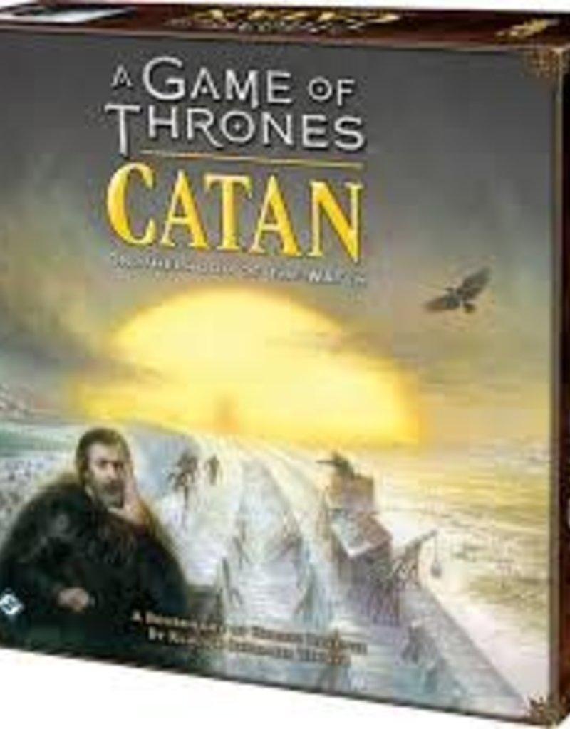 FANTASY FLIGHT GAMES GAME OF THRONES CATAN BROTHERHOOD OF THE WATCH