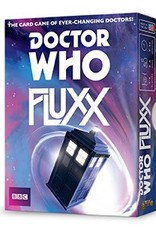 LOONEY LABS DOCTOR WHO FLUXX CARD GAME