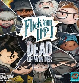 PRETZEL GAMES FLICK EM' UP! DEAD OF WINTER
