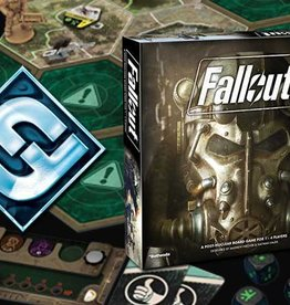FANTASY FLIGHT GAMES FALLOUT BOARDGAME