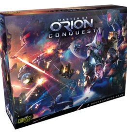CRYPTOZOIC ENTERTAINMENT MASTER OF ORION CONQUEST DBG