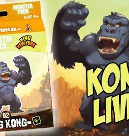 IELLO KING OF TOKYO 2E MONSTER PACK KING KONG