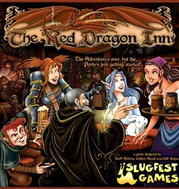 SLUGFEST GAMES RED DRAGON INN 1