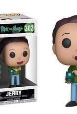 FUNKO POP RICK AND MORTY JERRY VINYL FIG