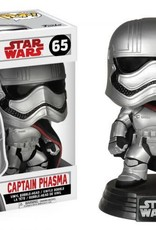 FUNKO POP STAR WARS EP8 CAPTAIN PHASMA