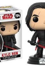 FUNKO STAR WARS EP8 KYLO REN POP VINYL FIGURE
