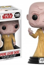 FUNKO STAR WARS EP8 SUPREME LEADER SNOKE  POP VINYL FIGURE