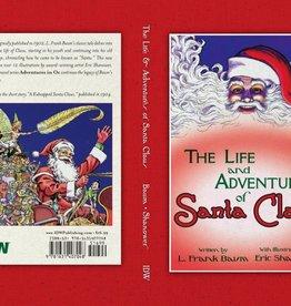 IDW PUBLISHING LIFE & ADVENTURES OF SANTA CLAUS HC ILLUS ERIC SHANOWER