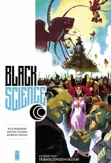 IMAGE COMICS BLACK SCIENCE PREMIERE HC VOL 02 TRANSCENDENTALISM
