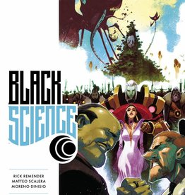IMAGE COMICS BLACK SCIENCE PREMIERE HC VOL 02 TRANSCENDENTALISM