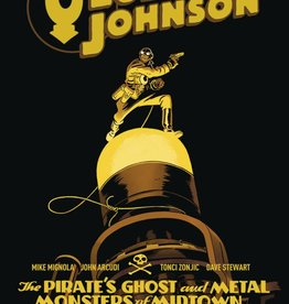 DARK HORSE COMICS LOBSTER JOHNSON TP VOL 05 PIRATES GHOST