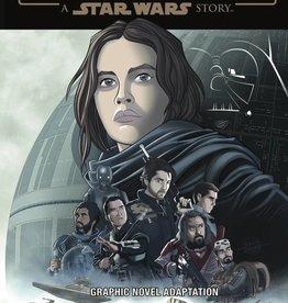 MARVEL COMICS STAR WARS ROGUE ONE GN