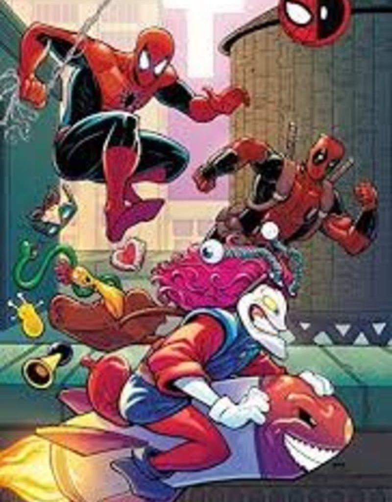 MARVEL COMICS SPIDER-MAN DEADPOOL TP VOL 04 SERIOUS BUSINESS