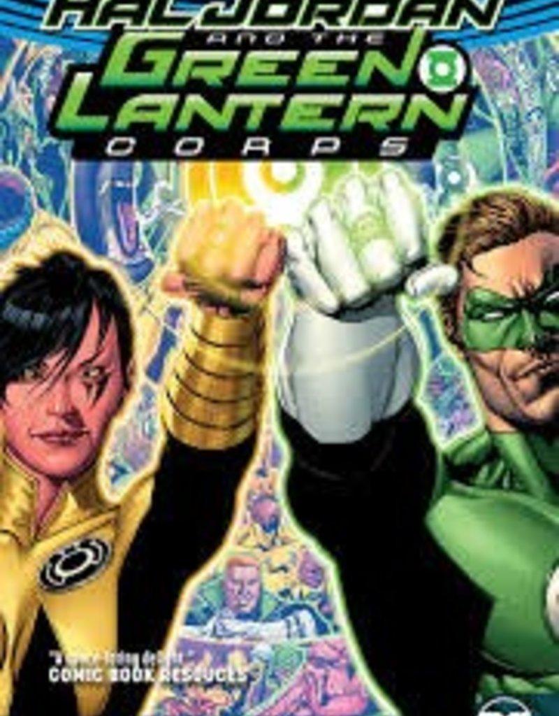 DC COMICS HAL JORDAN & THE GLC TP VOL 04 FRACTURE (REBIRTH)