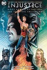 DC COMICS INJUSTICE GODS AMONG US YEAR THREE COMP COLL TP