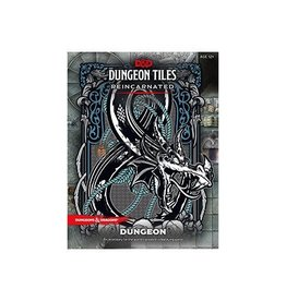 WIZARDS OF THE COAST D&D DUNGEON TILES REINCARNATED - DUNGEON