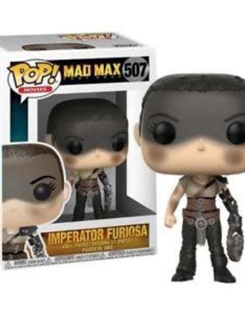 FUNKO MMFR MAD MAX IMPERATOR FURIOSA POP VINYL