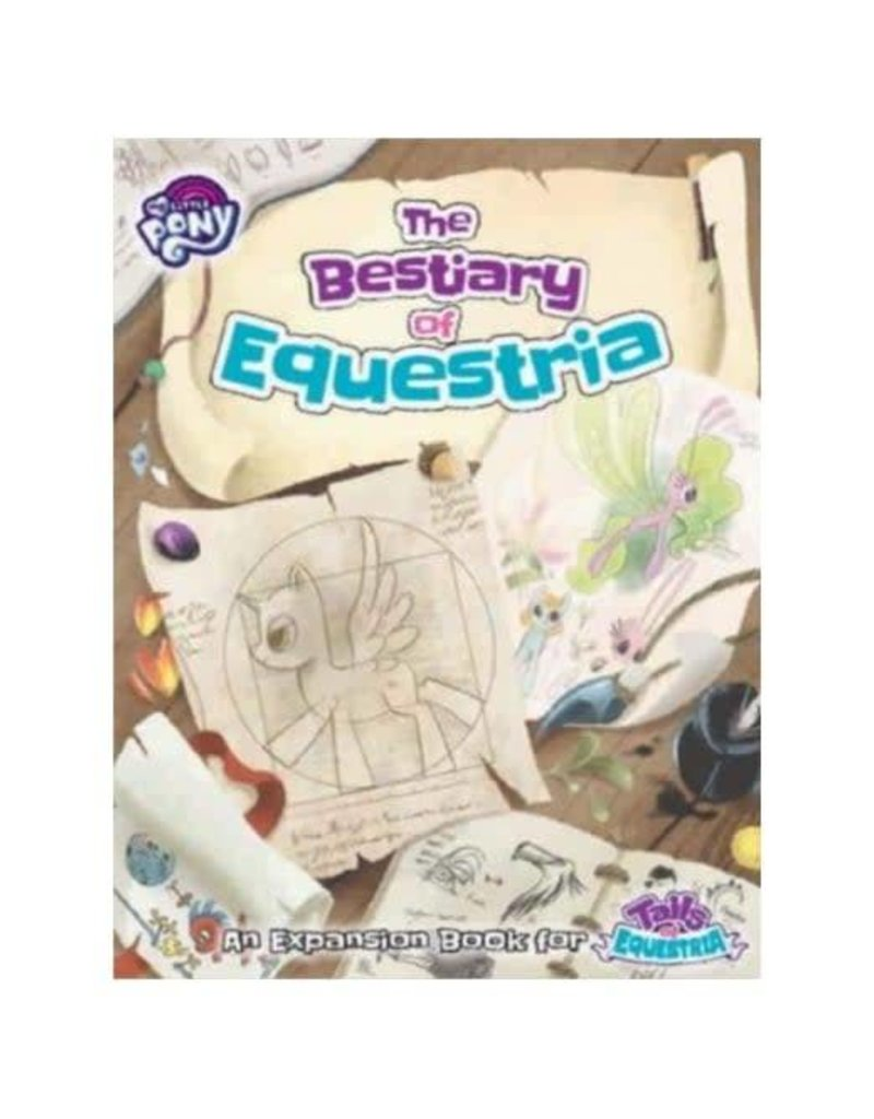 NINJA DIVISION MY LITTLE PONY RPG TAILS OF EQUESTRIA THE BESTIARY OF EQUESTRIA