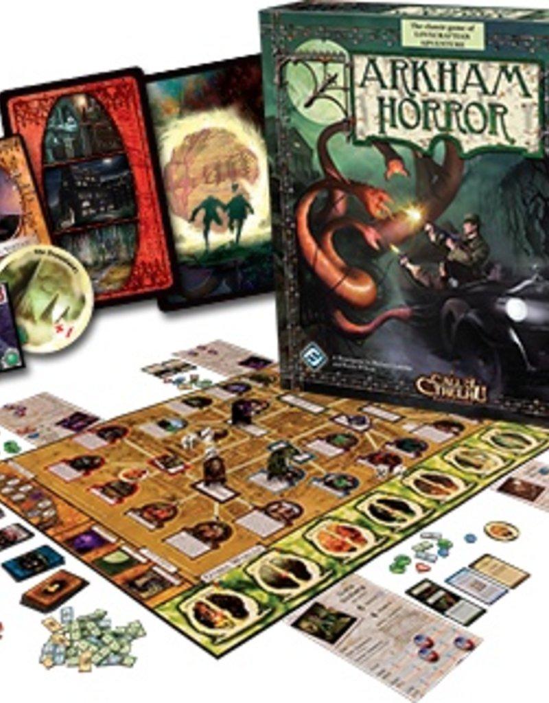 FANATASY FLIGHT GAMES Arkham Horror: Base (Board Game)