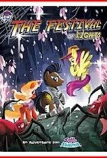 NINJA DIVISION MY LITTLE PONY RPG TAILS OF EQUESTRIA THE FESTIVAL OF LIGHT