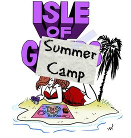 SUMMER CAMP SESSION FIVE: MAGIC: THE GATHERING July 16 - 20