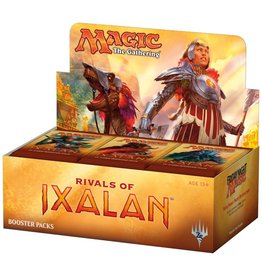 WIZARDS OF THE COAST RIVALS OF IXALAN BOOSTER BOX