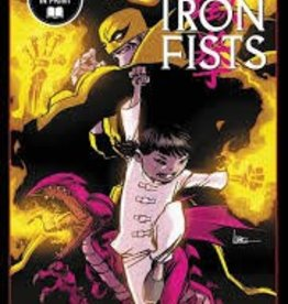 MARVEL COMICS IMMORTAL IRON FISTS MPGN TP