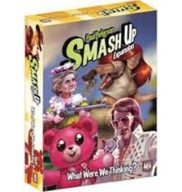 ALDERAC ENTERTAINMENT GROUP Smash Up: What were we thinking?