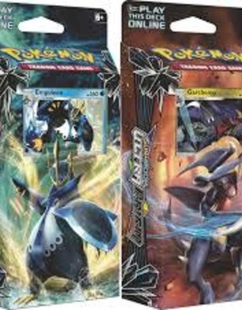 POKEMON COMPANY INTERNATIONAL POKEMON TCG SUN & MOON ULTRA PRISM IMPERIAL COMMAND/MACH STRIKE DECK