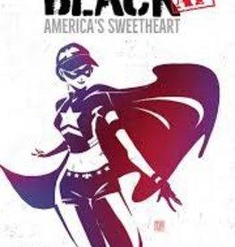 BLACK MASK COMICS BLACK AF AMERICAS SWEETHEART GN