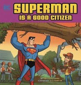 CAPSTONE PRESS SUPERMAN IS A GOOD CITIZEN YR PICTURE BOOK