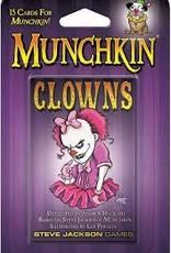 STEVE JACKSON GAMES MUNCHKIN CLOWNS
