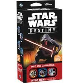 FF STAR WARS DESTINY STARTER SET KYLO REN