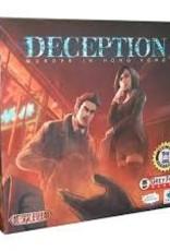 GREY FOX GAMES DECEPTION MURDER IN HONG KONG