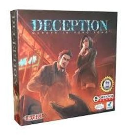 GREY FOX GAMES DECEPTION MURDER IN HONG KONG