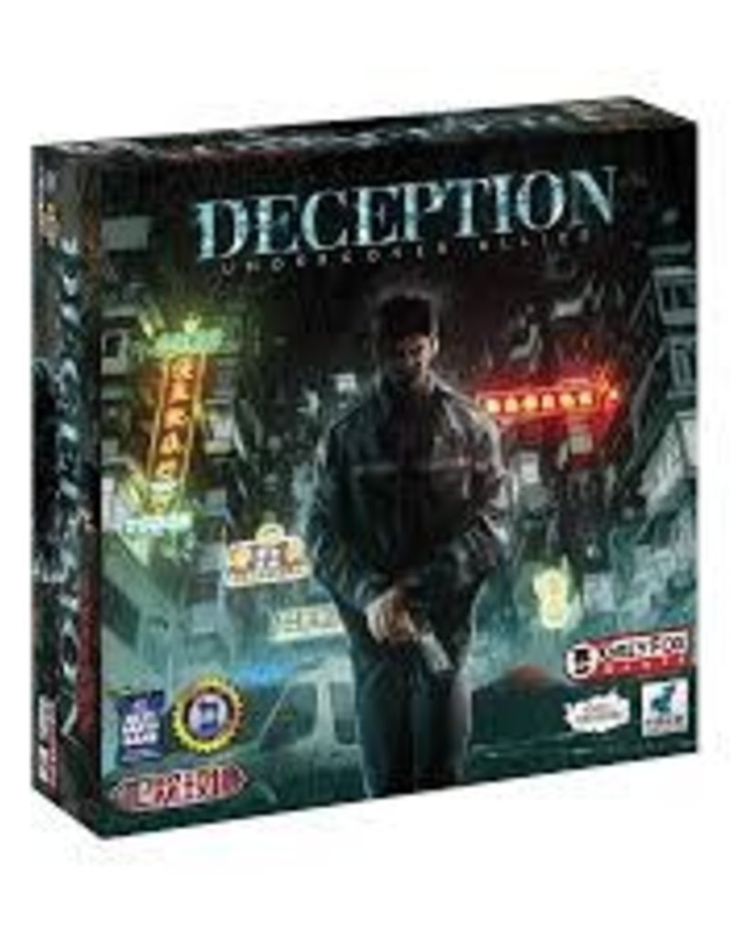 GREY FOX GAMES DECEPTION UNDERCOVER ALLIES