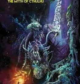 IDW PUBLISHING LOVECRAFT MYTH OF CTHULHU HC