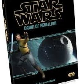 FANATASY FLIGHT GAMES STAR WARS RPG DAWN OF REBELLION