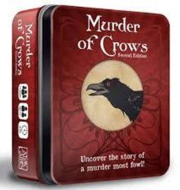 ATLAS GAMES MURDER OF CROWS SECOND EDITION