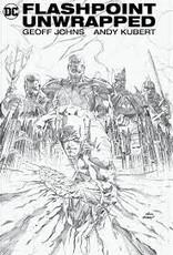 DC COMICS FLASHPOINT UNWRAPPED HC