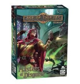 GALAKTA AGE OF THIEVES MASTERS OF DISGUISE EXP