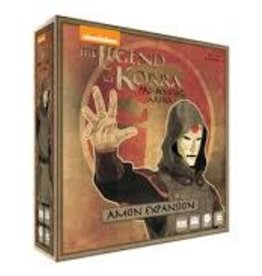IDW GAMES LEGEND OF KORRA PRO BENDING ARENA AMON'S INVASION