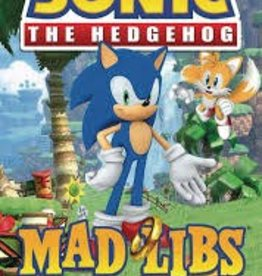 RANDOM HOUSE BOOKS FOR YOUNG R SONIC THE HEDGEHOG MAD LIBS SC