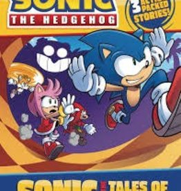 RANDOM HOUSE BOOKS FOR YOUNG R SONIC & TALES OF DECEPTION SC